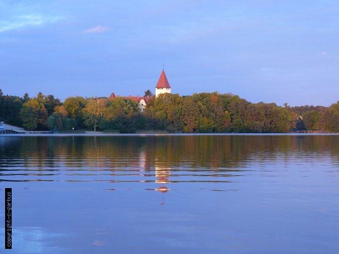 zamek na Lubiążem
