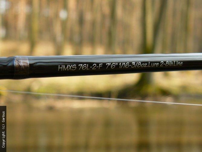 Fenwick HMX HMXS76L-2-F