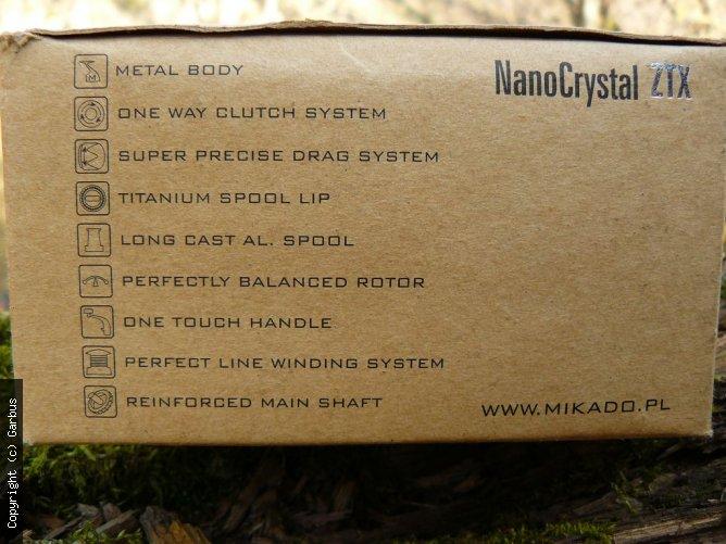 Mikado Nano Crystal ZTX