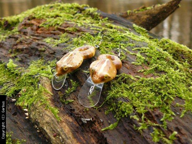 żabie wabie