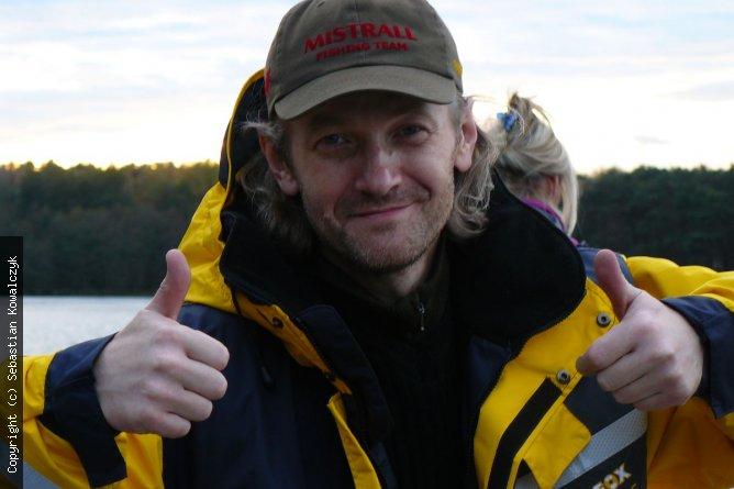 Największa szczupak - Robert Czebotar