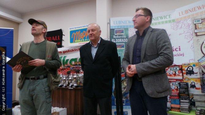 oficjalne otwarcie zawodów Puchar Aktorów Lubniewice Woiński SPA