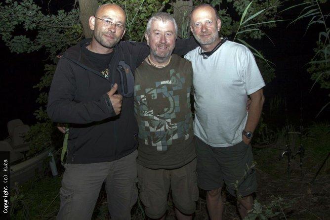 Garbus, Steve Briggs, Przemek Mroczek