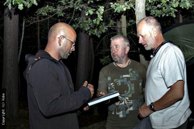 Garbus, Steve Briggs, Przemek Mroczek, Monster Carp
