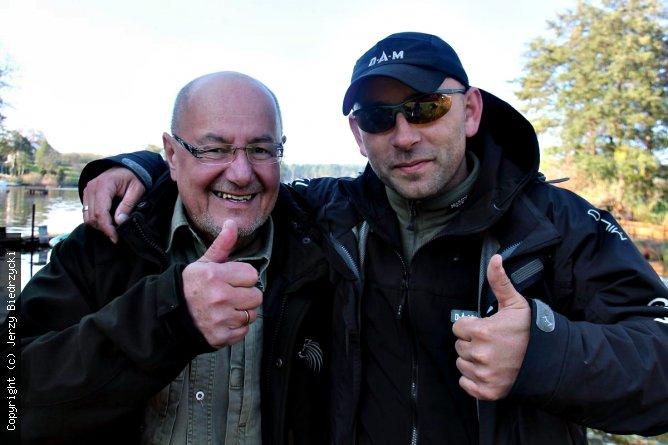 Garbus i Jurek Biedrzycki