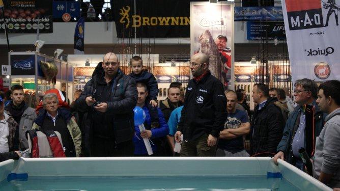 Rybomania, Poznań i pokazy na basenie wzbudzały duże zainteresowanie