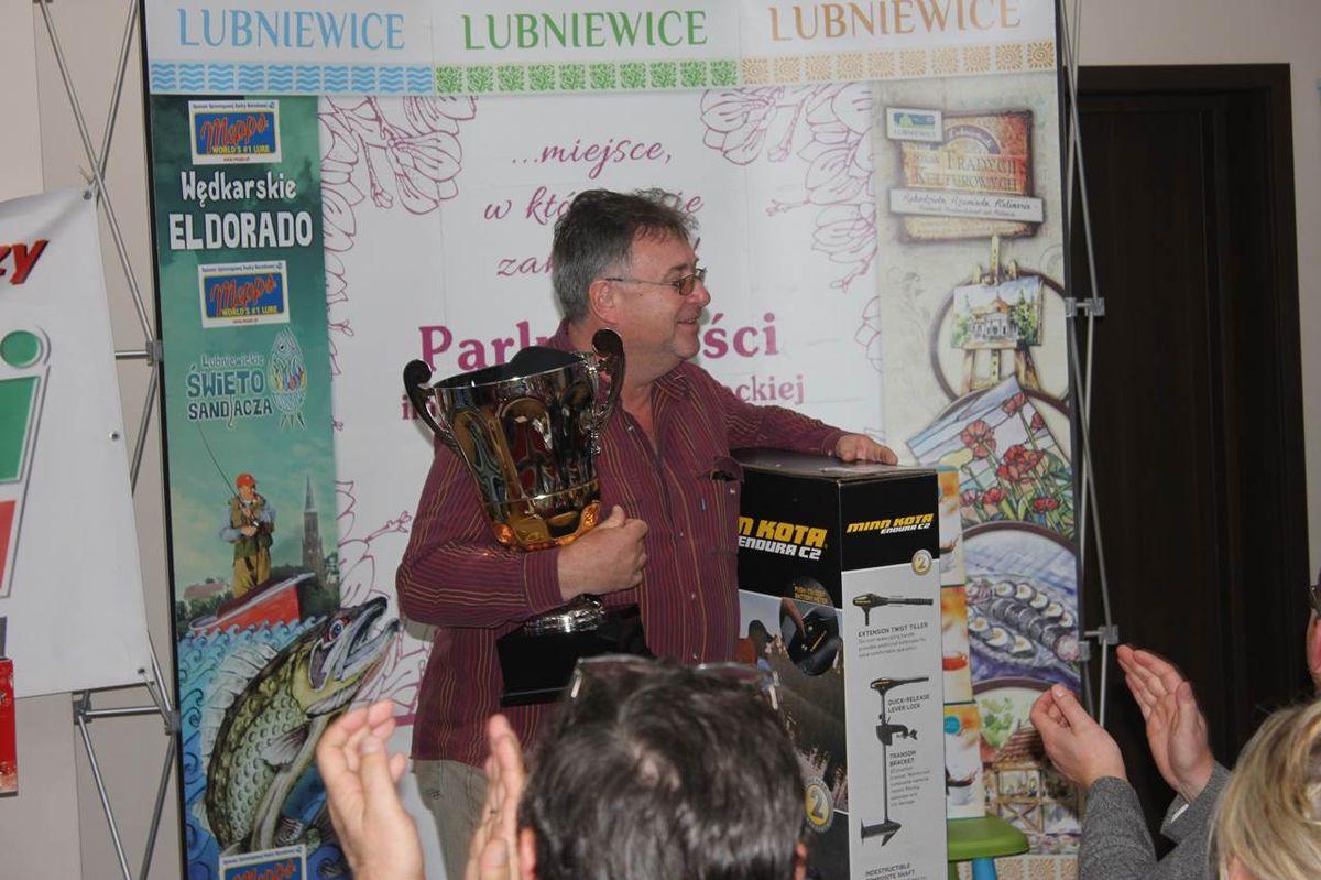 Nagroda FAIR PLAY - Mariusz Głębocki